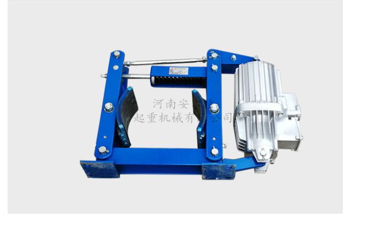 YWZ-150/25   电力液压块式制动器     双梁天车吊钩液压刹车  液压式推动机   抱闸  刹车示例图11