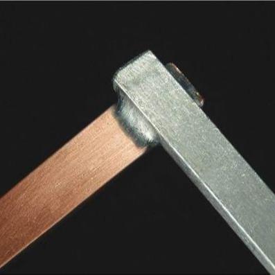 焊枪修补不锈钢铜铁铝用铜铝焊条示例图4