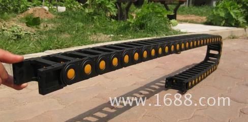 xinyuan桥式尼龙拖链机床附件示例图1