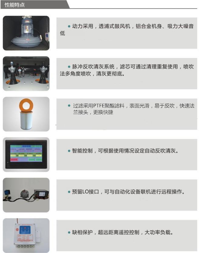 磨床粉尘吸尘器 磨床除尘器 磨床吸尘器 金属粉尘吸尘器示例图35