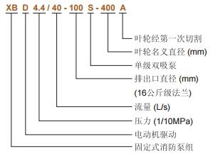 上海喜之泉XBD-S 消防泵,XBD5.0/44-150S-50 消防泵示例图9
