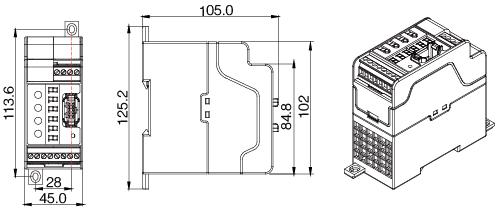 安科瑞AGF-M16T智能光伏汇流采集装置示例图7