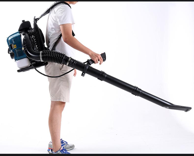 道路积雪吹雪机 高风路面清理机 小型肩负式吹叶机 消防器材风力灭火机 汽油吹风机示例图20
