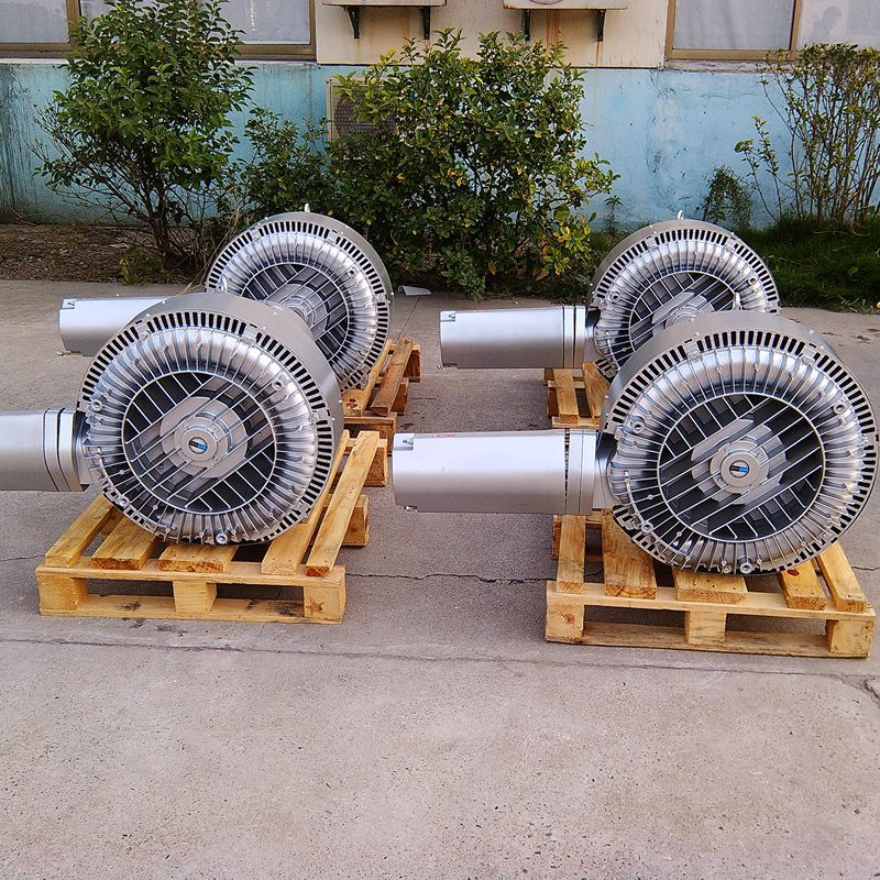 RB-61D-1高壓風機,全風高壓漩渦氣泵,單段漩渦風機示例圖9