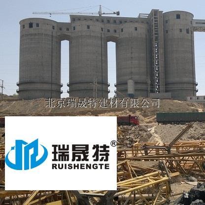 煤矿筒仓内衬用高强耐磨料,抗冲击耐磨料厂家示例图7