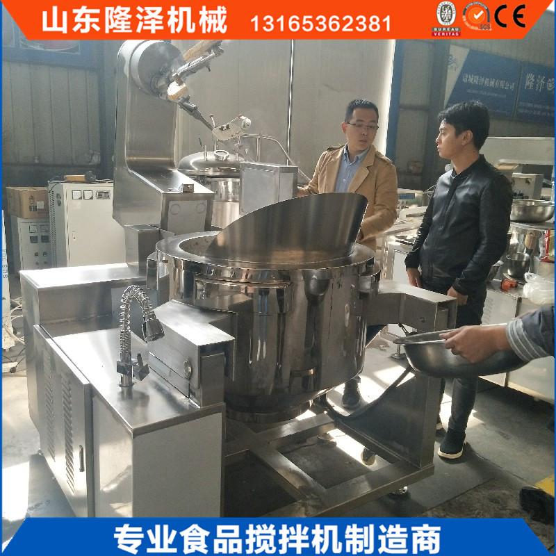 商用炒菜机价格 厨房专用配套设备大型炒菜机示例图8