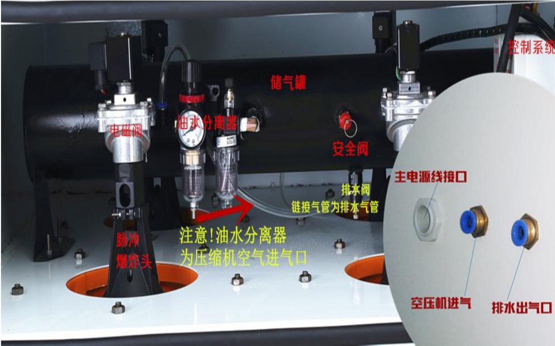 磨床粉尘吸尘器 磨床除尘器 磨床吸尘器 金属粉尘吸尘器示例图38