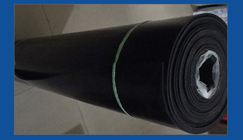 厂家批发高压绝缘胶板 10mm绝缘胶垫 防滑绝缘胶垫价格示例图10