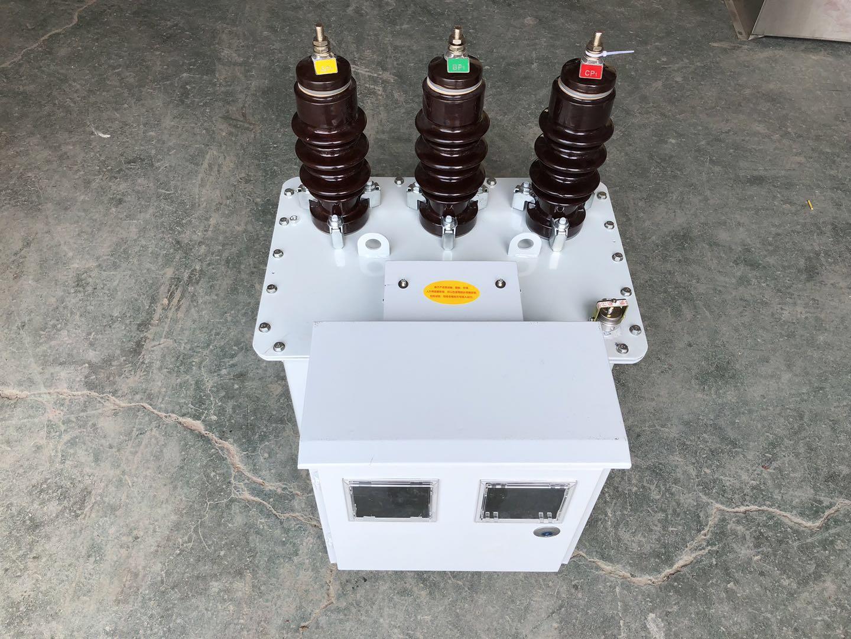 户外JLS-10高压计量箱厂家示例图3