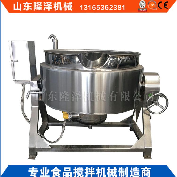 316不锈钢浸糖锅 梅子浸糖设备 广东果脯蜜饯生产机器价格示例图3