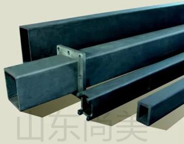 碳化硅方梁 節能框架方梁 山東尚美 反應燒結碳化硅方梁示例圖1