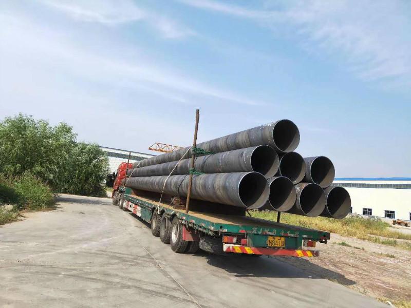 《14年工厂》防腐螺旋钢管 国标螺旋钢管 石油部标准螺旋钢管 国标螺旋钢管价格 GB/T9711螺旋钢管生产厂家示例图3