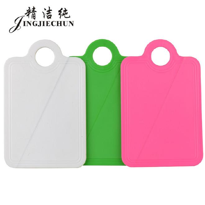 廠家直銷長方型塑料菜板防滑抗菌砧板切水果板 野外工具