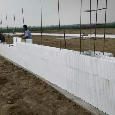 供应模块建房别墅保温材料280型抗震防潮