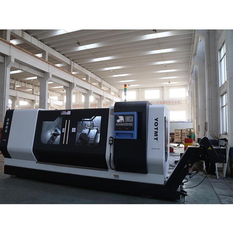 銑端面打中心孔機床斜床身銑打機XS160多功能銑端面打中心孔機床,高端平端面鉆中心孔機床