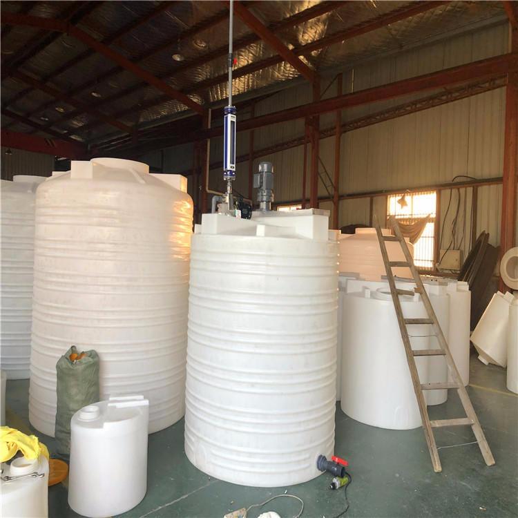 水处理加药搅拌桶 5立方纯水加药箱 祥盛5吨环保水处理加药搅拌桶水箱