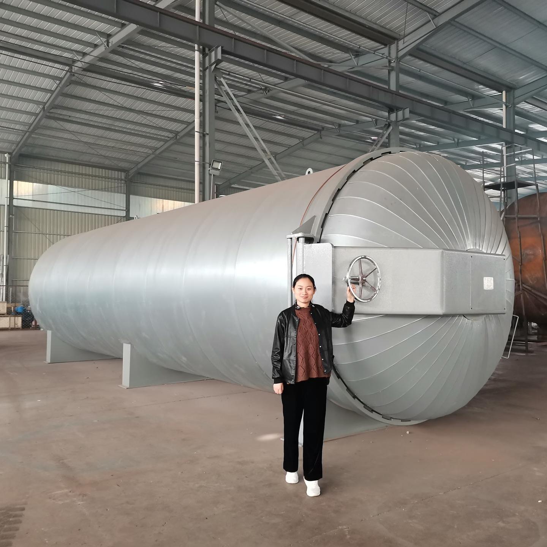 热压罐厂家 热压罐 山东2260 鲁贯通 热压罐定制 高压高温均可定制