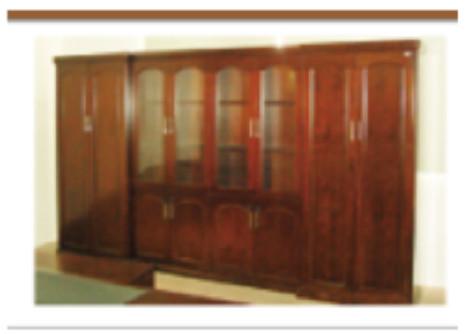 限时抢购低价 办公文具柜书柜实木贴皮油漆 办公家具