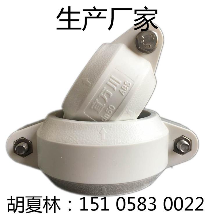 淮北HDPE沟槽式超静音排水管,HDPE沟槽管,高密度聚乙烯HDPE管示例图4
