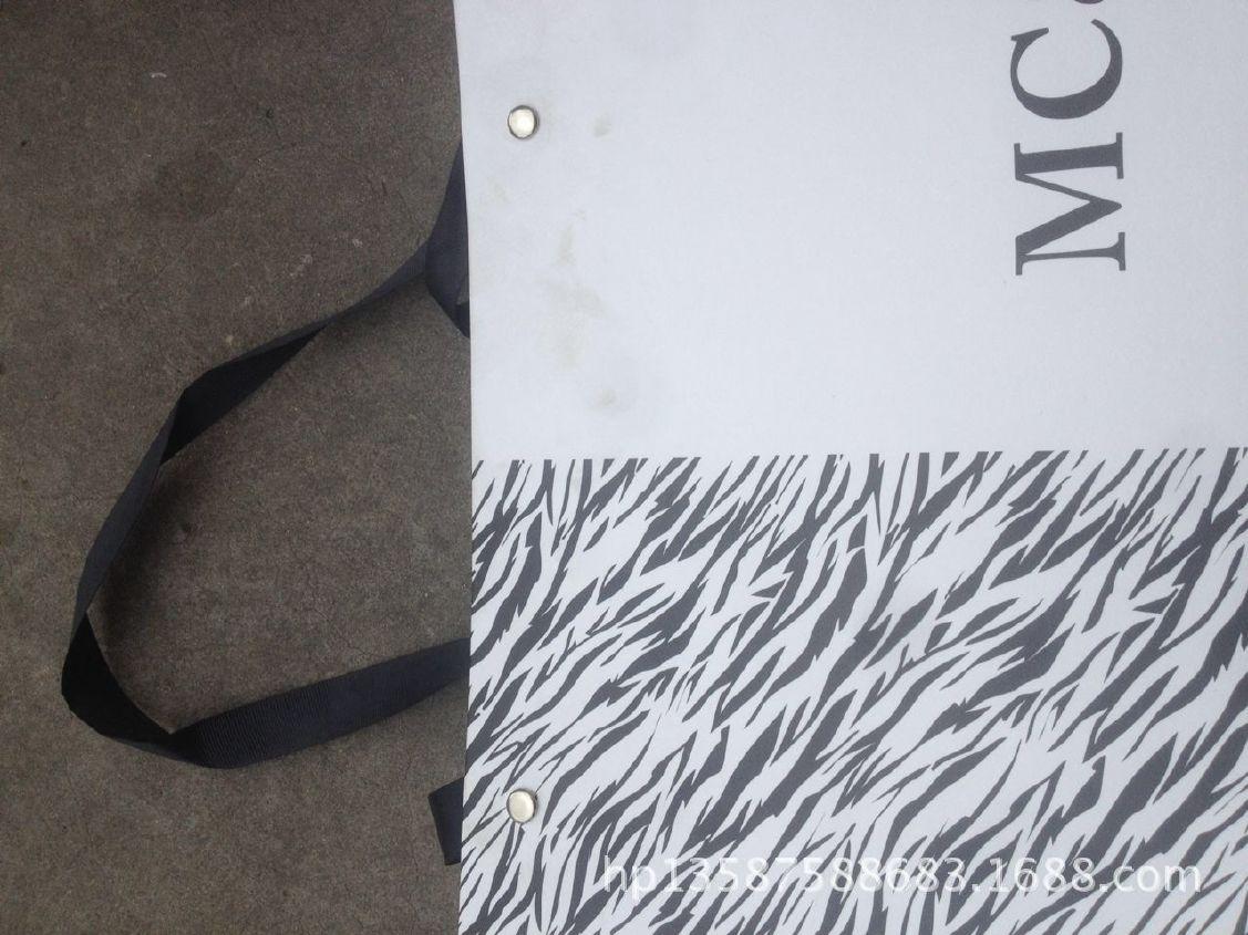 扁绳手提纸袋自动打扣机视频 手挽袋钉订手提绳机 铆钉机厂家直销图片