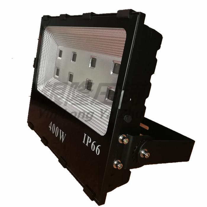 新款仿超黑金剛高品質 LED大功率400W投光燈外殼 泛光燈外殼