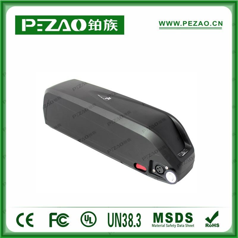 铂族电池 海龙1号锂电自行车电池组/锂电自行车电池组/锂电自行车动力电池组 36V10/13/14Ah锂电池组示例图2
