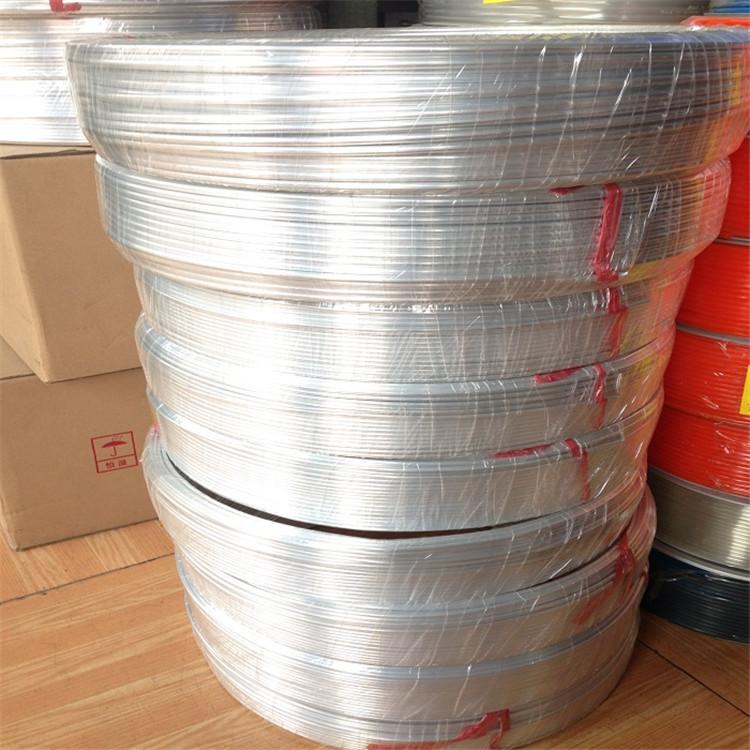 纯铝管1100,1050,1060精密高纯铝管制冷铝盘管示例图2