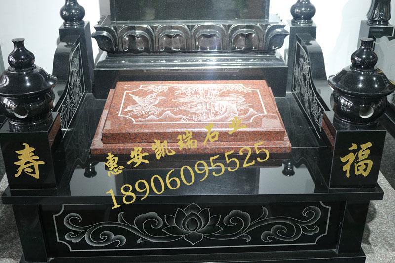 公墓墓碑艺术墓碑厂家直销豪华墓碑家族墓碑可定做示例图8