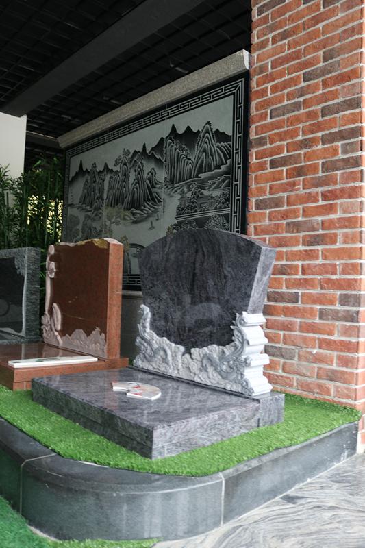 上海墓碑厂家直销小型艺术墓碑豪华墓碑国内公墓陵园墓碑可定制示例图5