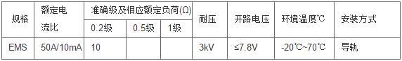 安科瑞,测量型电流互感器,AKH-0.66-40I,额定电流比10-75/5A示例图15