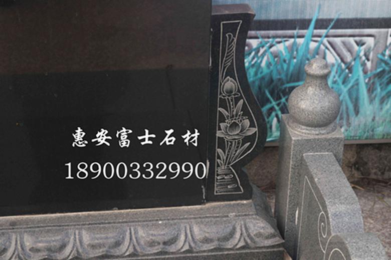 江西墓碑批发 江西墓碑定制 福建墓碑加工厂专业生产江西墓碑示例图5