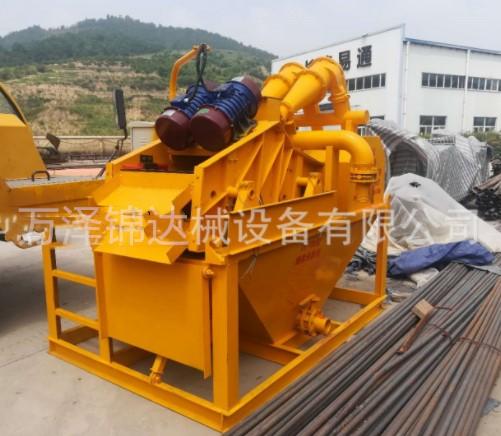 萬澤錦達修建打樁泥漿污水處理設備示例圖1