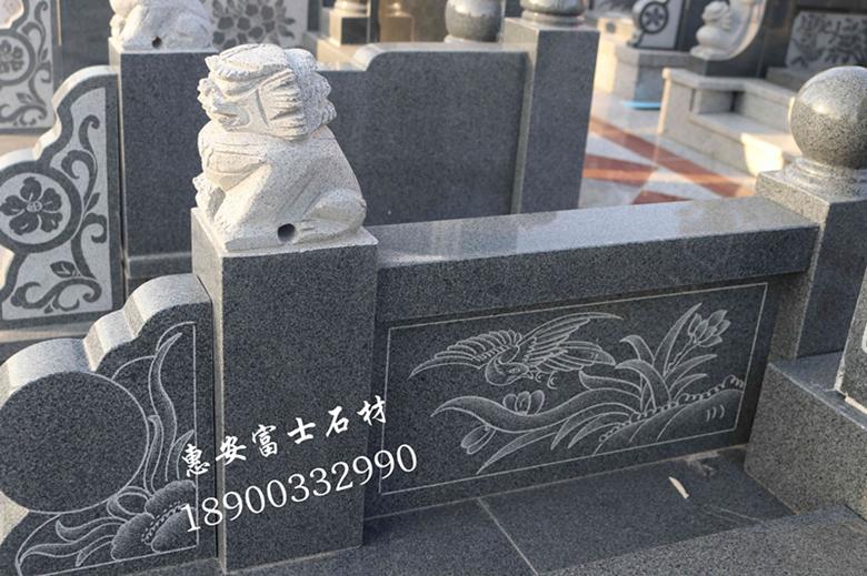 墓碑加工厂福建富士石材专业生产墓碑20年品质保障价格实惠 墓碑厂家直销传统墓碑示例图4