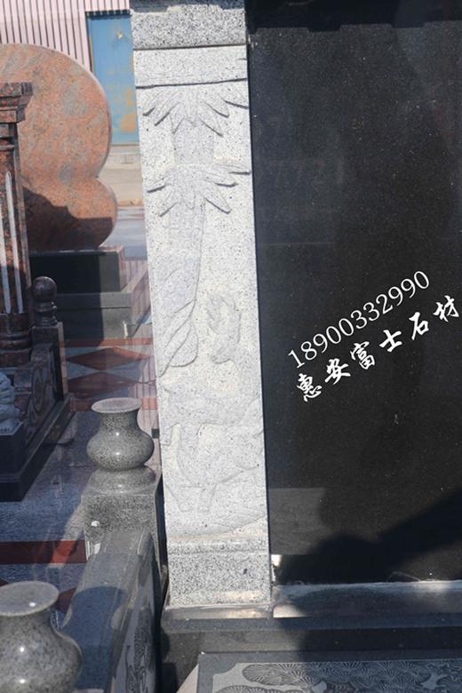 福建墓碑厂家直销瓦盖传统墓碑 定制墓碑造型 批发量大价格优惠示例图4