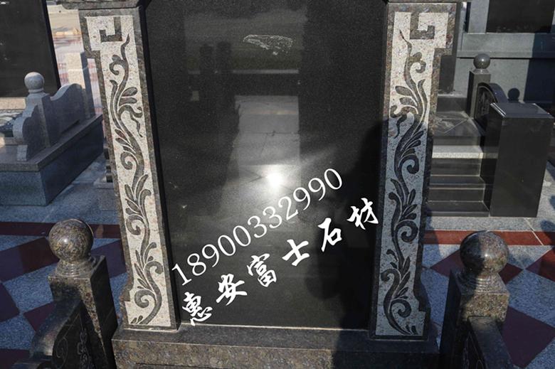 專業生產國內墓碑30年,各式傳統墓碑藝術墓碑豪華墓碑均可定製示例圖3