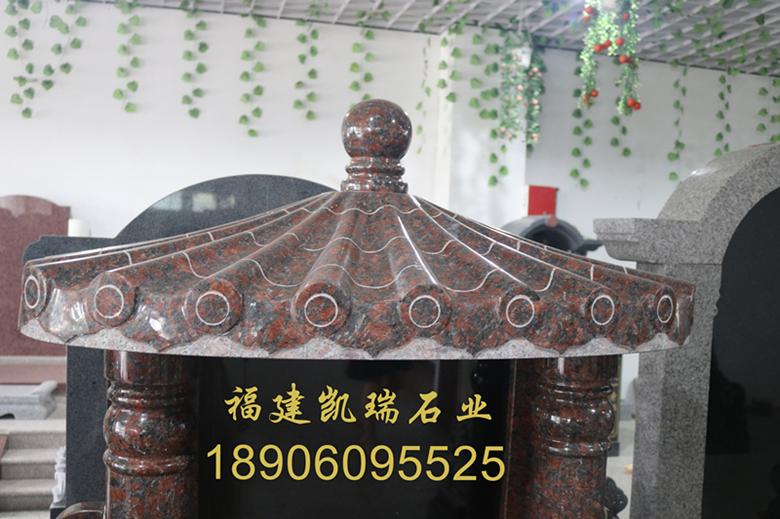 惠安墓碑厂家凯瑞石业直销传统墓碑 墓碑批发直销价格优惠 可支持定制示例图2
