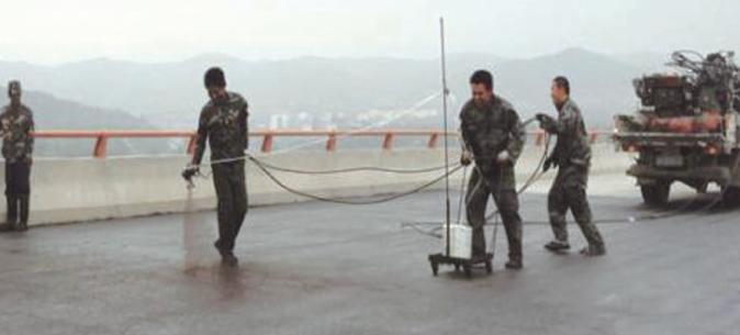 云南低价 纤维增强型防水涂料 桥面防水厂家直销示例图2