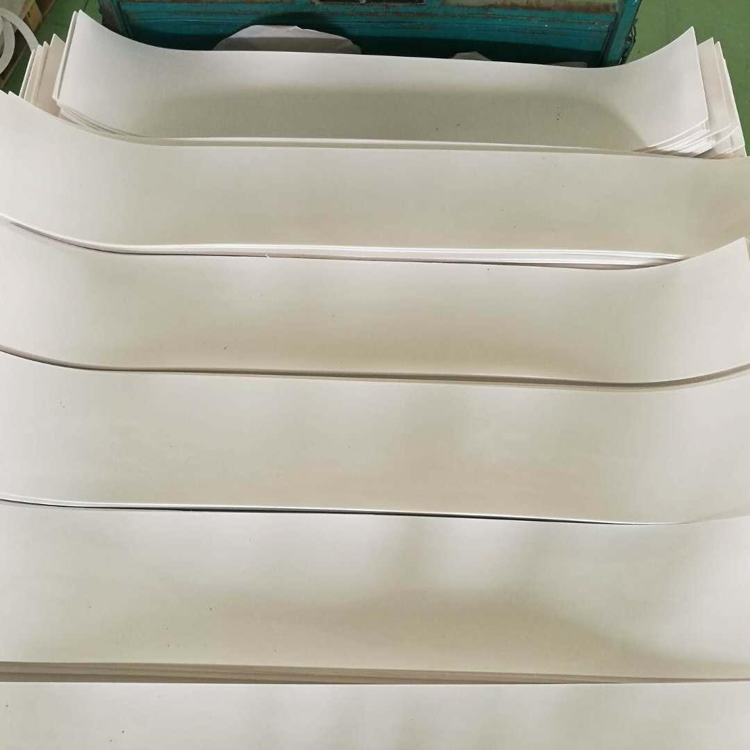 5mm聚四氟乙烯板 聚四氟乙烯樓梯板 建築樓梯專用四氟板 聚四氟乙烯板廠家 聚四氟乙烯管道墊板示例圖2