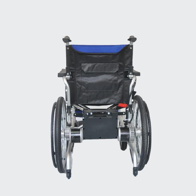电动轮椅 折叠舒适便捷 老年人残疾人上海吉芮贝珍互邦四轮代步车图片