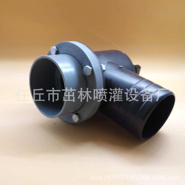 批发产品 塑料出水口 abs110出水口 abs125出水口各种型号