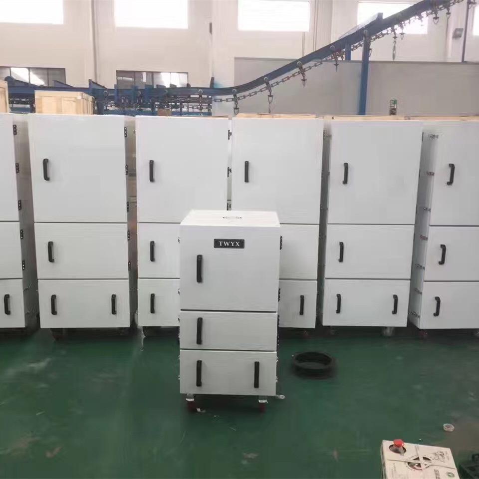 工业磨床吸尘器 1.5KW磨床粉尘集尘机 率磨床集尘器*示例图11