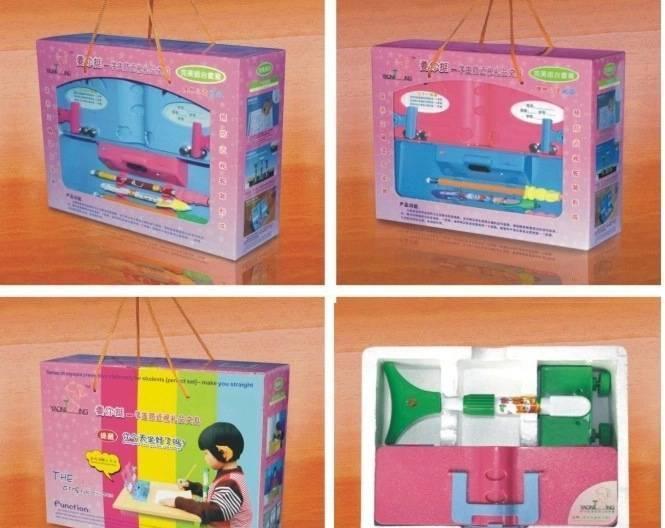 厂批预防近视文具促销礼品学生用看书架会说话的塑料文具盒示例图36