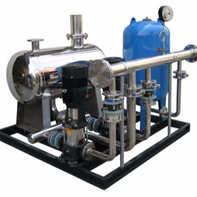 博禹水泵WFG无负压变频恒压供水设备,无负压二次供水设备生产厂家