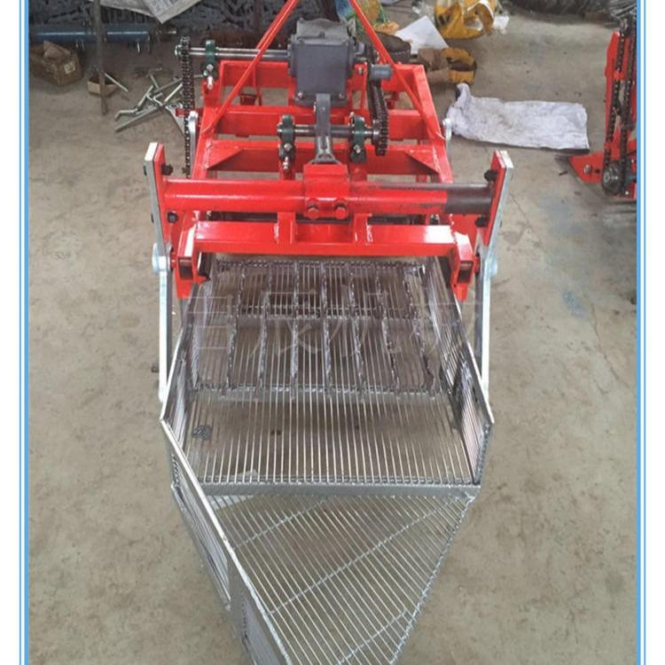 供应花生收获机四轮拖拉机小型花生收获机花生收割机器刨花生机