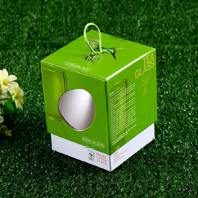 天地盖茶叶礼盒 高档包装礼盒 创意包装纸盒 来图定制工艺彩盒图片