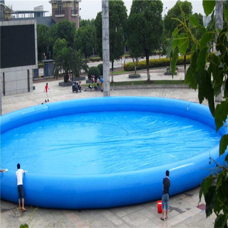 移動大型戶外充氣水池  兒童戶外水上樂園  大型闖關充氣水池游泳池