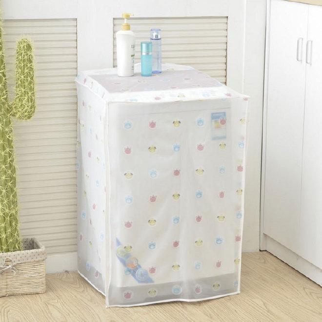 加厚防水防晒全自动洗衣机套 滚筒洗衣机双缸洗衣机罩防尘罩批发
