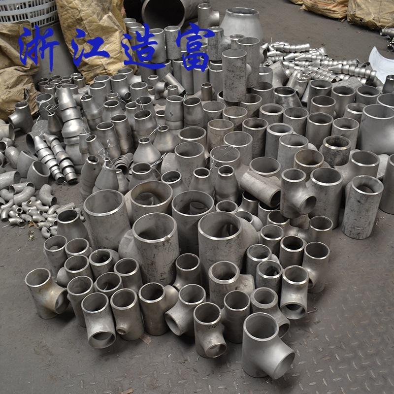 造富商贸专业厂家批发 304不锈钢四通不锈钢等径四通焊接四通示例图7