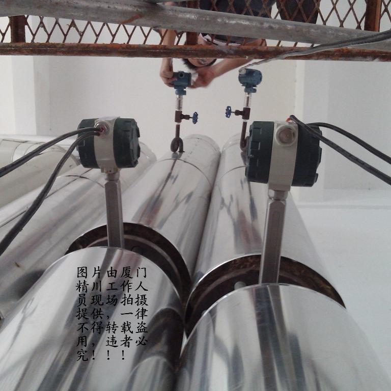 导热油热量表在印染厂安装注意事宜厦门精川案例多