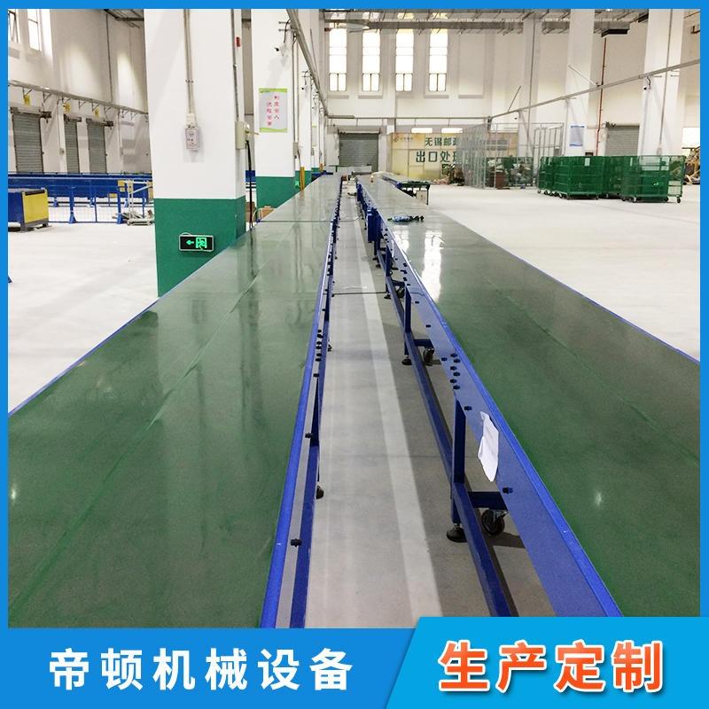 非标定制小辊道皮带输送线 铝框输送机 空瓶输送机 运行稳定